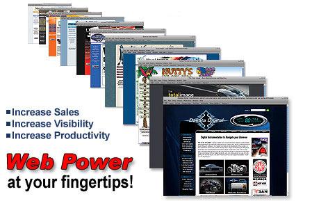 Custom Web Graphic Design