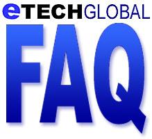 Etech FAQ