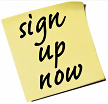 Sign-up Today!